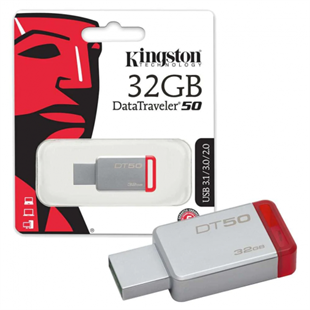 KINGSTON DT50/32GB USB3.1 DataTraveler50 Flash